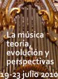 La música: teoría, evolución y perspectivas