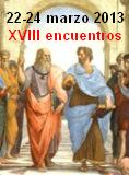 XVIII Encuentros de Filosofía